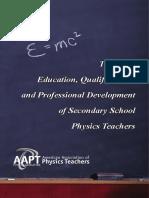 Professional Dev of Physics Teachers.pdf