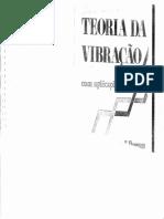 Teoria da Vibração com Aplicações