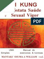 CHI KUNG para saúde da próstata e vigor sexual BR