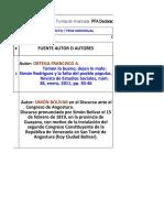 CUADRO ANALITICO DE AUTORES EMERGENTES DOCTORADO II