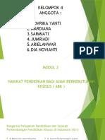 PPT ABK Modul 2 Kelompok 2