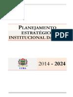 PDI - PROPLADI_PLAIN_UFRA_2014-2024_VEXECUTIVA