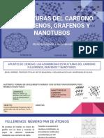 ESTRUCTURAS DEL CARBONO. FULLERENOS, GRAFENOS Y NANOTUBOS (1)