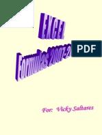 Formulas Excel 2007-2010