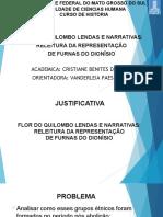 Apresentação Tcc Quilombo Slides (1)