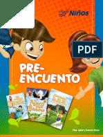 Manual de Pre-Encuentro, Ministerio de Niños CCN