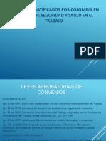 CONVENIOS RATIFICADOS .pptx