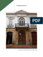 LA ARQUITECTURA REPUBLICANA EN COLOMBIA