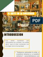 ARTE Y SOCIEDAD