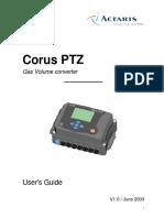 Corus PTZ Manual