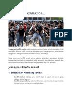 KONFLIK SOSIAL.docx