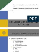 A2 Influences on marketing activity.pptx