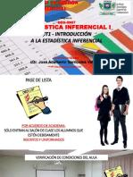 1.1 - BREVE HISTORIA DE LA ESTADÍSTICA - Dr. Jose A. Sarricolea Valencia