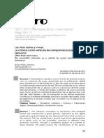 Artículo_Palau, DoloresLaCronicaComoVehiculoDeCompromisoSocialYDenuncia