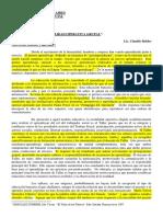 Robles, C. - Ficha de catedra. El taller como modalidad operativa grupal