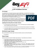 V4 Software Overview