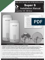 Super S Installation Manual