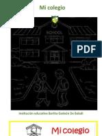 Modulo  de Jardin  Bertha Gedeón De Baladi