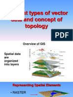 Week-1 Module-3 Different types of vector data and concept of topology.pdf