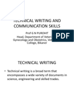 Technical Writing Basics