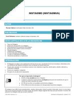 11 Nistagmo (nistagmus)