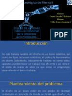 Diseño de un brazo robotico industrial para sistemas automatizados1.pptx