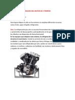 SISTEMA DE REFRIGERACION DEL MOTOR DE 2 TIEMPOS