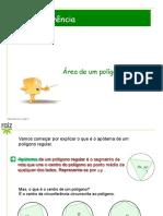 area_de_um_poligono_regular