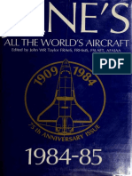 John W. R. Taylor - Jane's All the World's Aircraft 1984-1985 - 1984