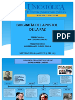 BIOGRAFIA DEL APOSTOL DE LA PAZ.pptx