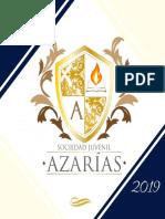 INVITACION 45 ANIVERSARIO SOC.JUV.AZARIAS