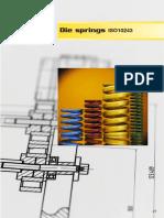 ISO 10243.Die springs