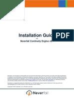 Neverfail CE V82 Install Guide