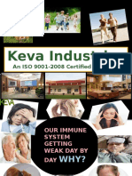 Keva Profile & Product Information.ppsx