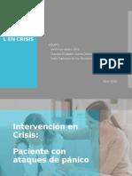 Documento 5. Presentación proyecto panic attack
