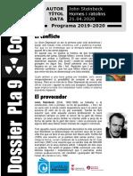 Dossier Pla 9 - Codi 70