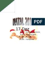 Natal 2010...