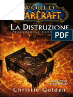 07 - Christie Golden - Warcraft - La Distruzione (Preludio Al Cataclisma).epub
