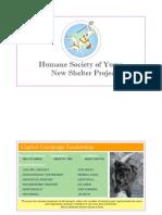 Humane Society of Yuma New Shelter Project