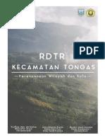 Laporan Pendahuluan RDTR Tongas Kel.3