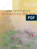 Ravel - The Complete Solo Piano Music