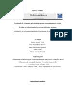 periodização revista andaluza