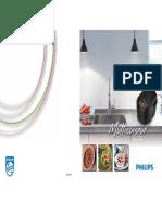 LIVRE RECETTE Multicuiseur Philips 2ème édition