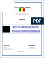 GUIDE DELABORATION DE PROJET DE PRODUCTION DOEUFS VF