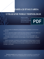 proiectarea si evaluarea, PIPP, anul III, grupa IV