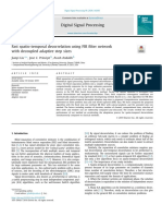 2020 Fast spatio-temporal decorrelation using FIR filter network with decoupled adaptive step sizes.pdf