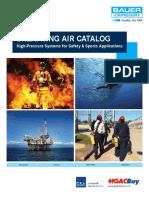 Breathing Air Catalog 2017