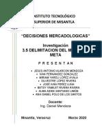 EQUIPO 4 T 3.5 DELIMITACION MERCADO