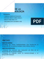 Diapositiva Historia de la nanotecnologia