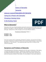 Dementia 1
